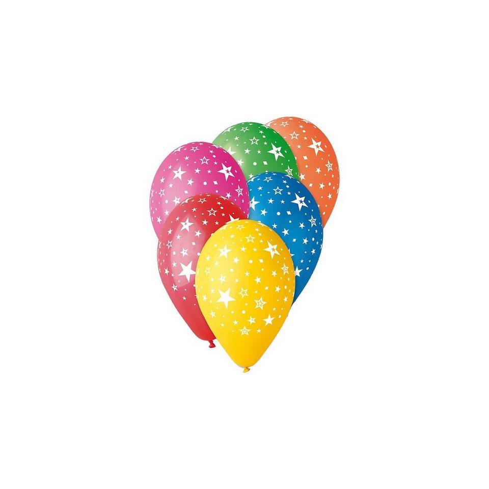 Karaloon Luftballons Sterne, 30 Stück