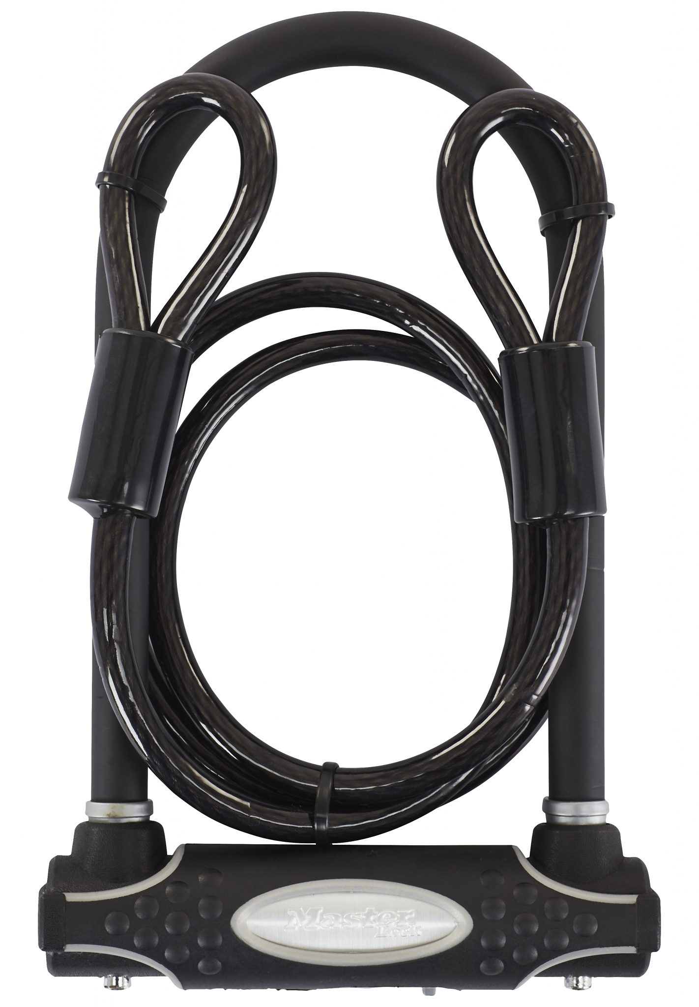 Masterlock Fahrradschloss »8274 Bügelschloss 13 mm x 210 mm x 110 mm«