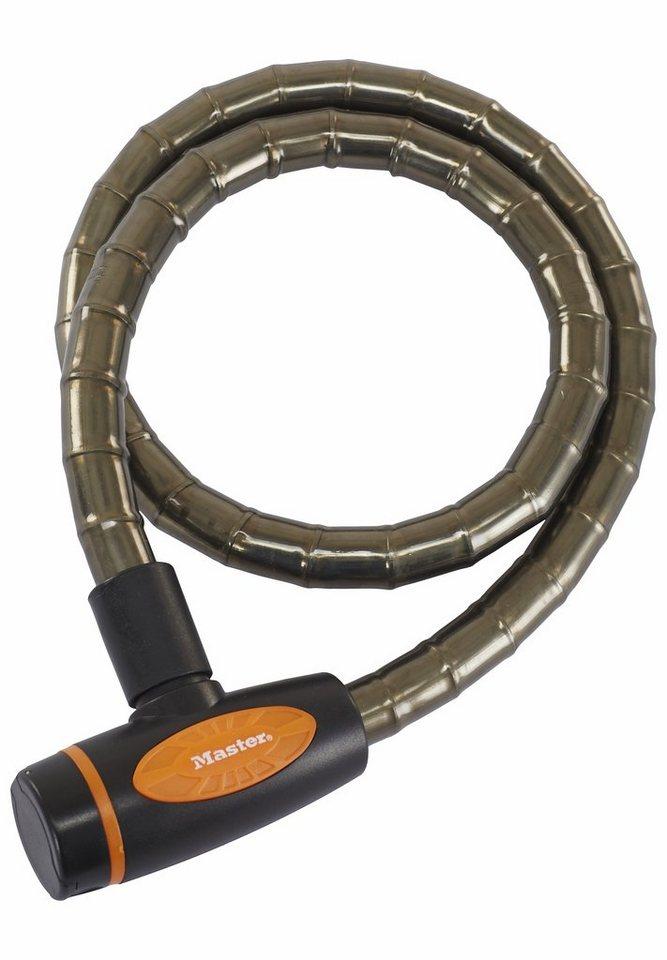 Masterlock Fahrradschloss »8228 PanzR Kabelschloss 18 mm x 1.000 mm«