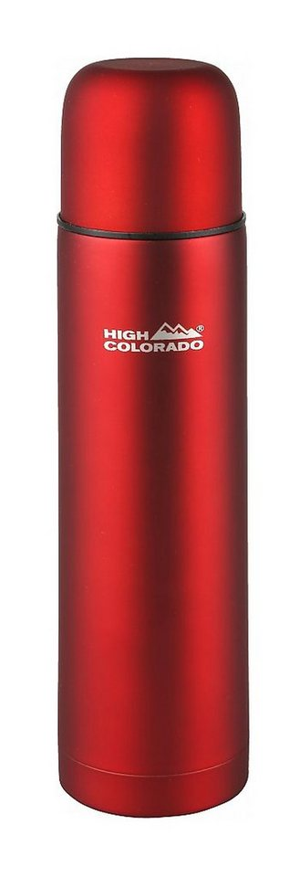 High Colorado Trinkflasche »Universum Thermoedelstahlflasche 750ml«