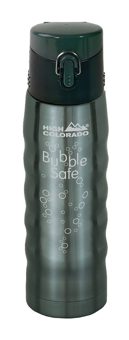High Colorado Trinkflasche »Bubble Safe Thermo Trinkflasche 500ml«