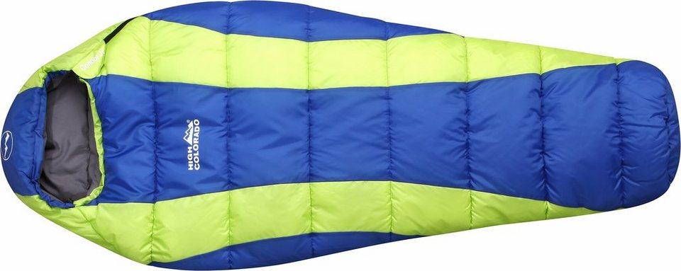 High Colorado Schlafsack »Condor Jr. Schlafsack« in blau