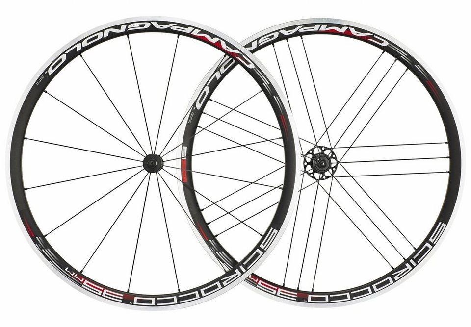 CAMPAGNOLO Laufrad »Scirocco 35 Laufradsatz Clincher«