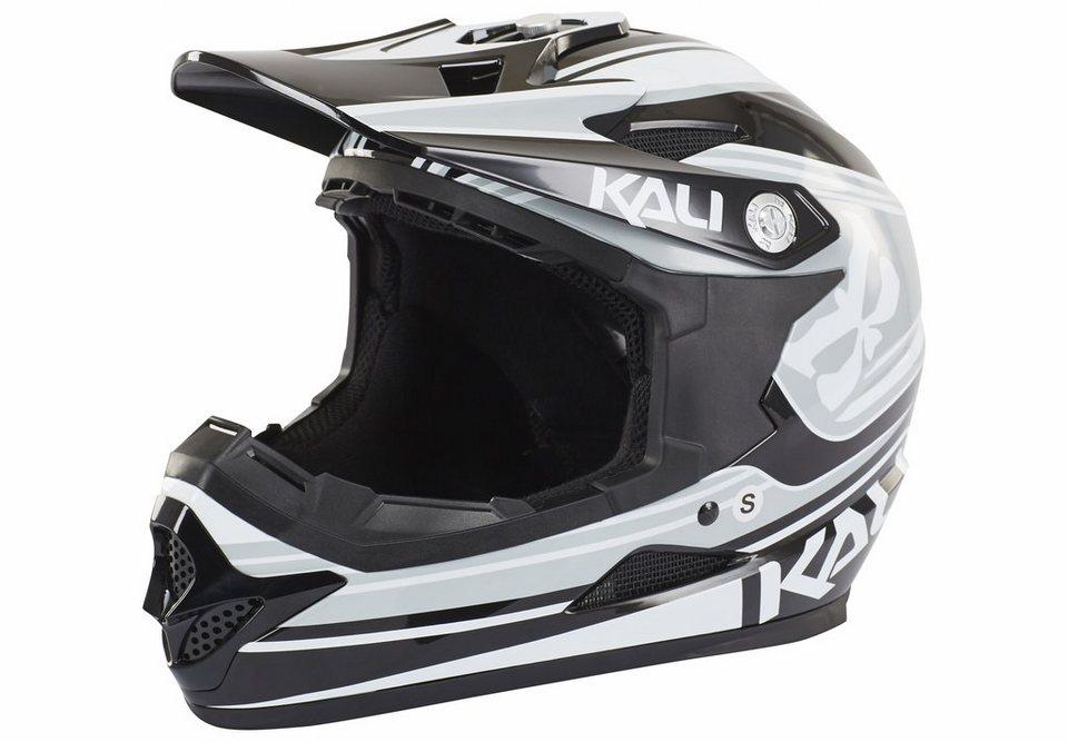 Kali Fahrradhelm »Naka Helm« in schwarz