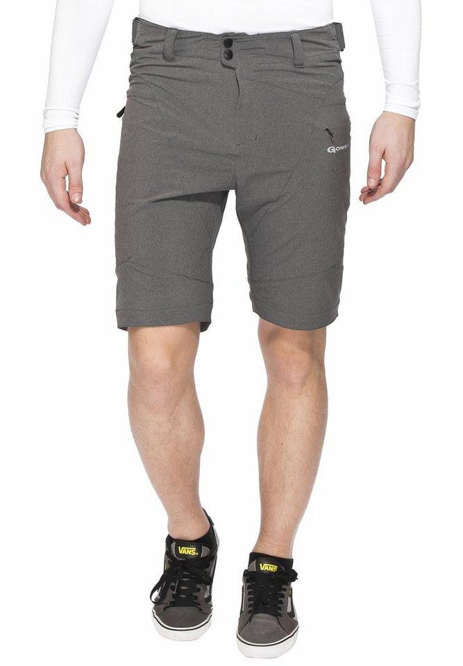 Gonso Radhose »Shorts Herren« in grau