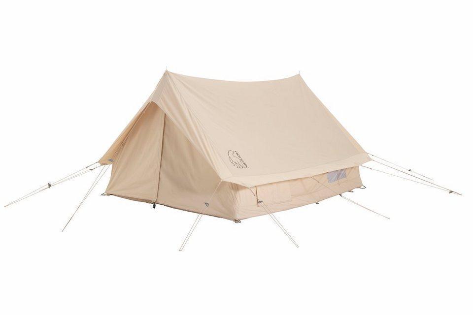 Nordisk Zelt »Ydun 5.5 m² Tent Technical Cotton« in beige