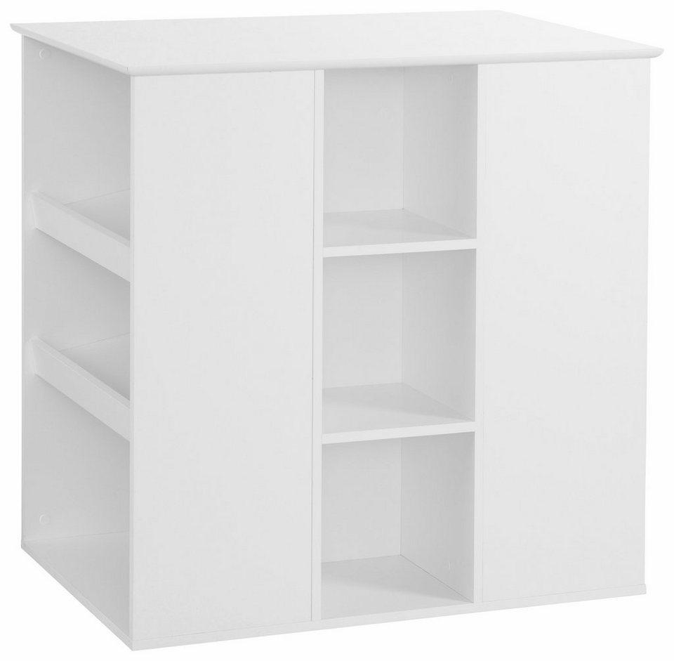 Schuhkommode »Riko« in weiß