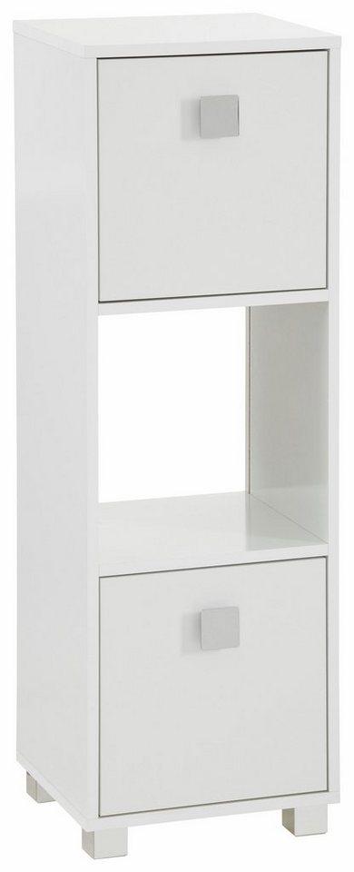 Schildmeyer Midischrank »Box« in weiß