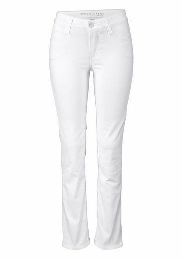 MAC Gerade Jeans Dream Authentic, Hochelastische Qualität sorgt für den perfekten Sitz