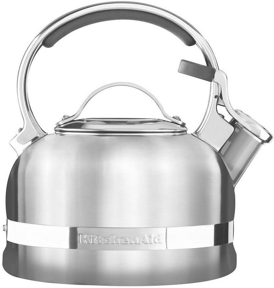 Kitchenaid Wasserkessel kitchenaid wasserkessel kten20sbst 1 9 liter otto