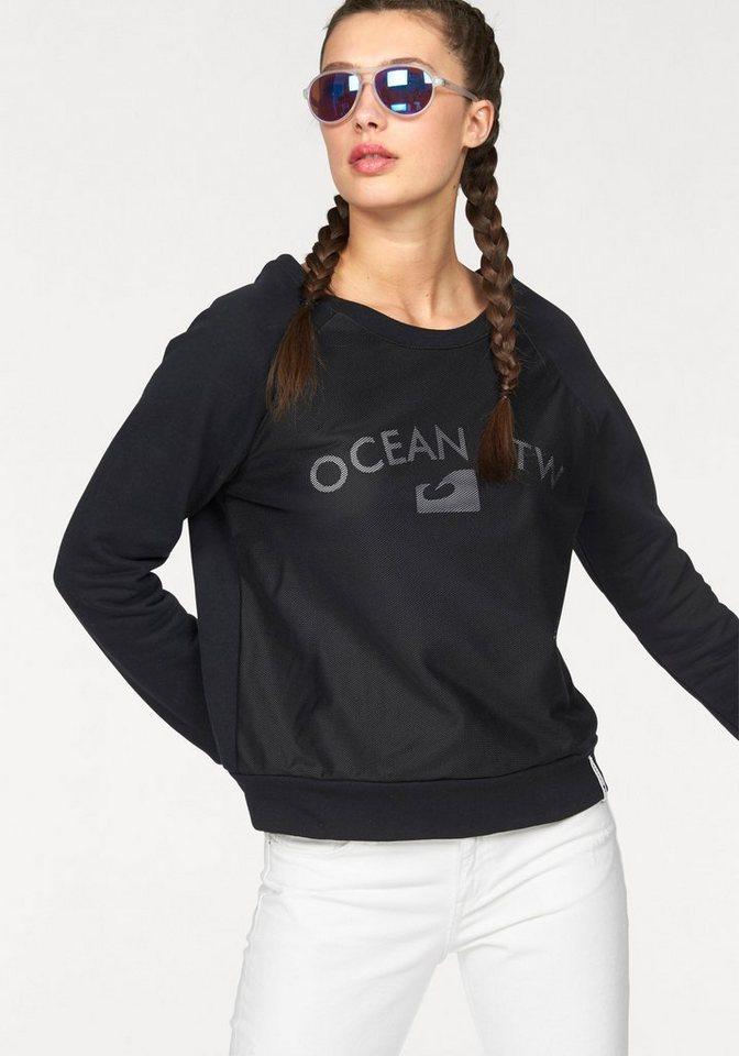 Ocean Sportswear Sweatshirt in schwarz