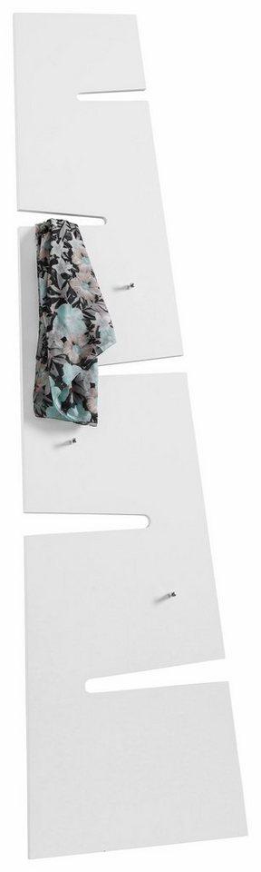 Garderobenpaneel »Hanger« in weiß