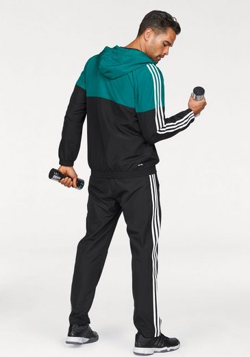 adidas Performance Trainingsanzug TRACKSUIT TRAIN WOVEN