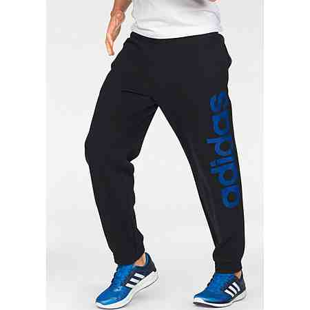 adidas Performance Jogginghose »ESSENTIALS LINEAR PANT REGULAR CLOSED«