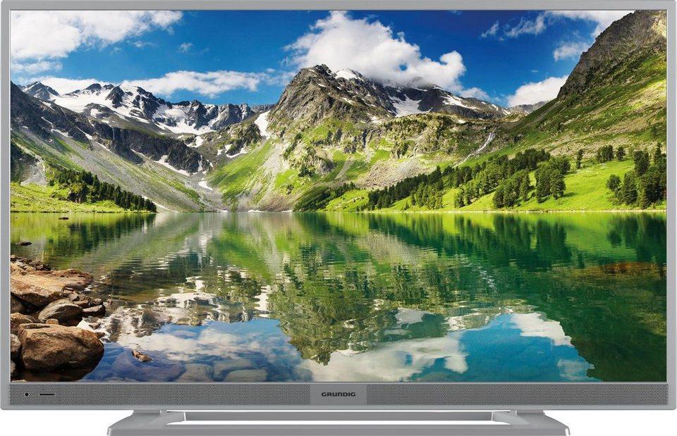 Grundig 22 GFS 5620, LED Fernseher, 55 cm (22 Zoll), 1080p (Full HD) in silberfarben