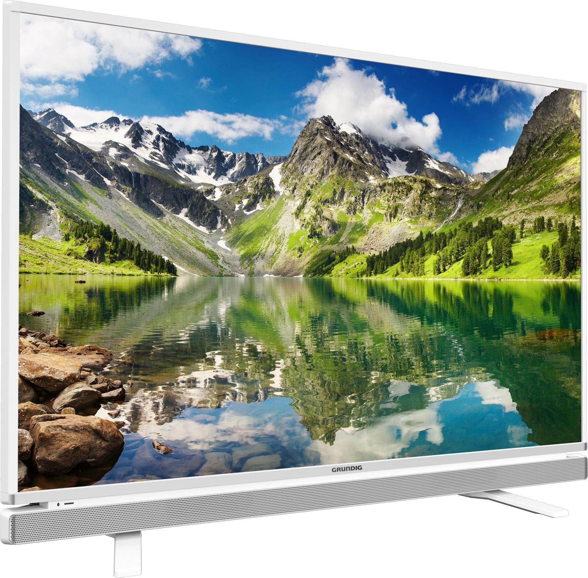 Grundig 43 GFW 6628, LED Fernseher, 108 cm (43 Zoll), 1080p (Full HD), Smart-TV