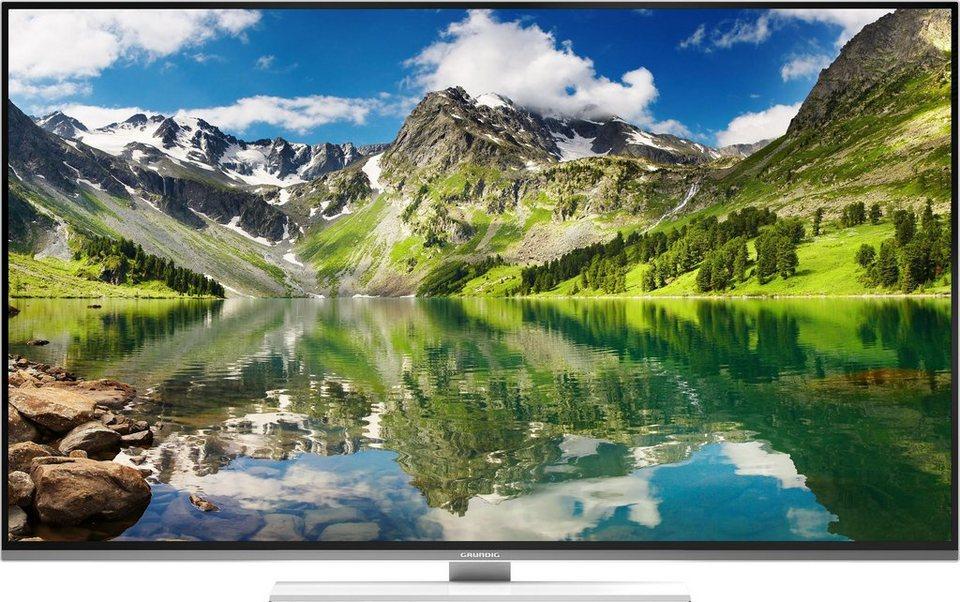 Grundig 49 GUW 8678, LED Fernseher, 123 cm (49 Zoll), 2160p (4K Ultra HD), Smart-TV in weiß