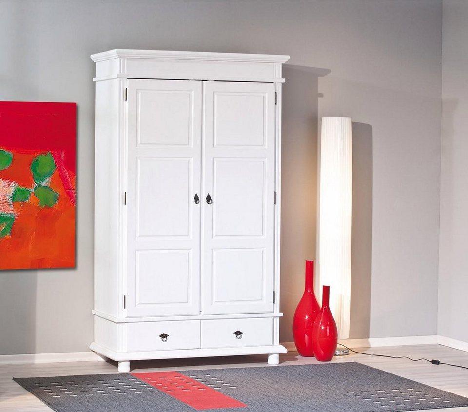 Home Affaire Kleiderschrank Danz Mit Aufwendigen Dekorativen
