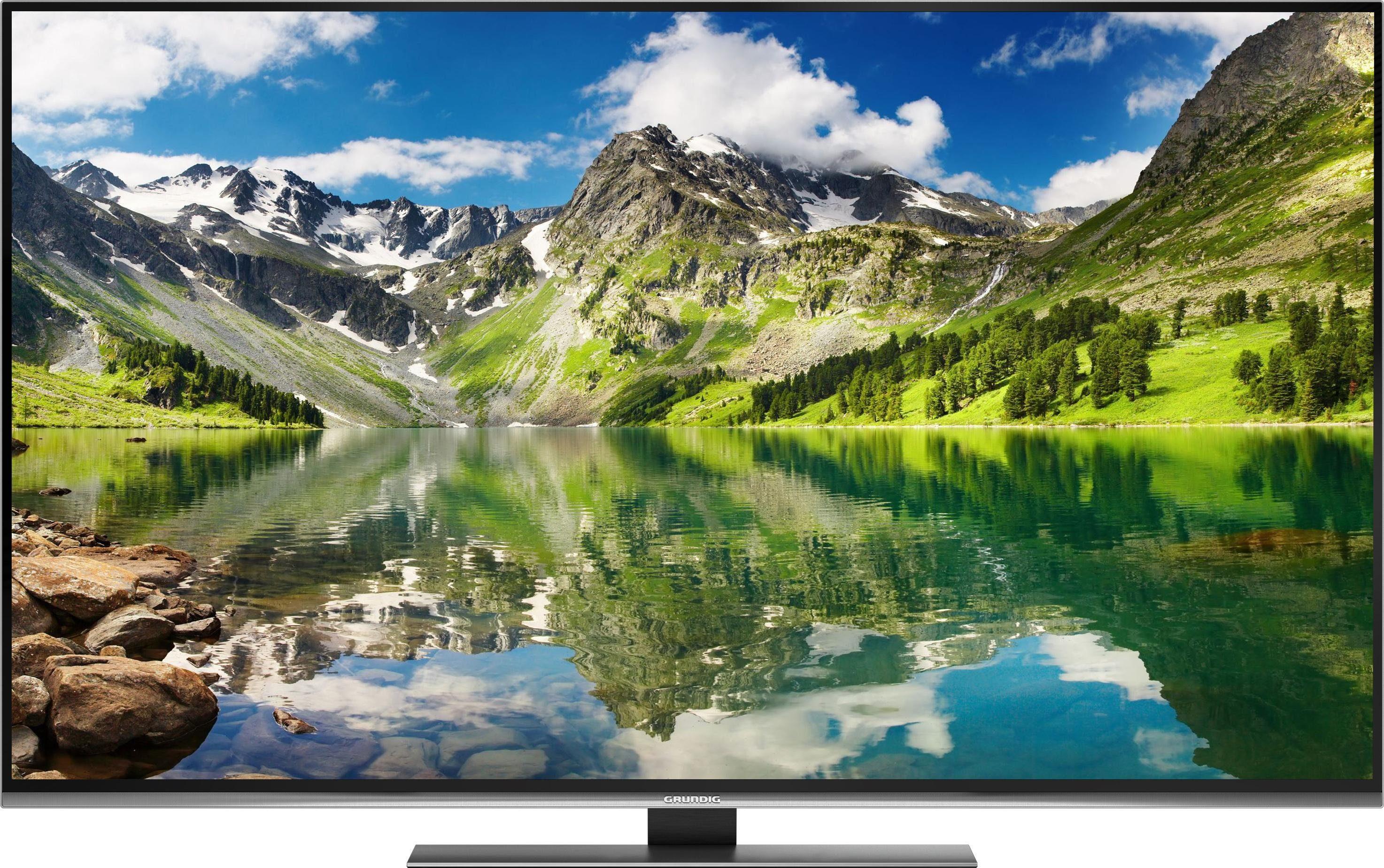 Grundig 49 GUS 9688, LED Fernseher, 123 cm (49 Zoll), 2160p (4K Ultra HD), Smart-TV