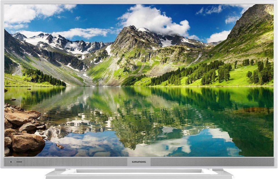 Grundig 28 GHW 5600, LED Fernseher, 70 cm (28 Zoll), WUXGA 1366 x 768 in weiß