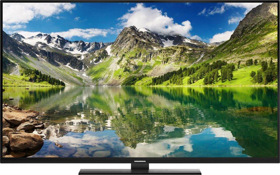 Grundig 49 GUB 8678, LED Fernseher, 123 cm (49 Zoll), 2160p (4K Ultra HD), Smart-TV in schwarz