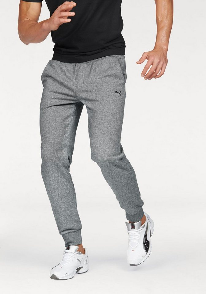 PUMA Jogginghose »ESS Sweat Pants« in grau