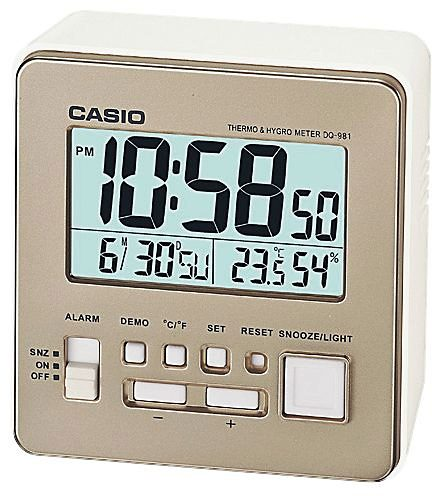 Casio Wecker, »DQ-981-9ER«