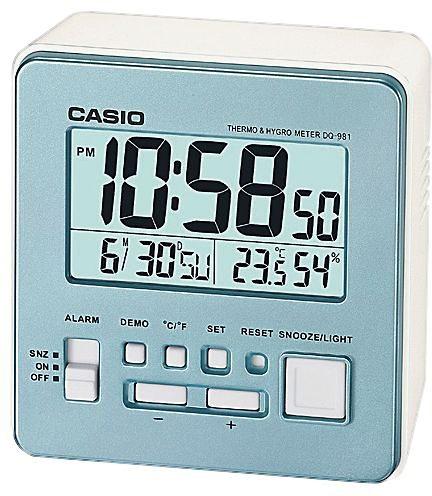 Casio Wecker, »DQ-981-2ER«