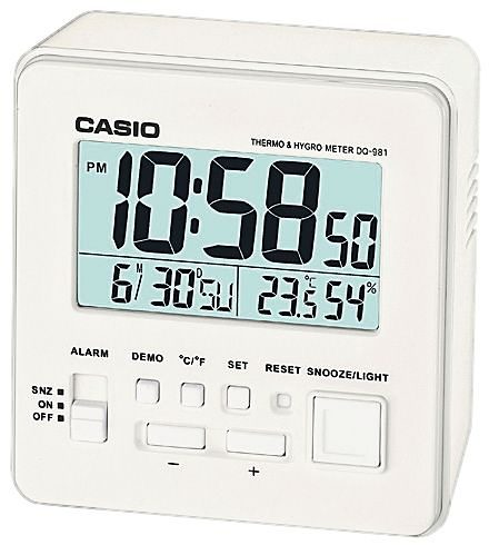 Casio Wecker, »DQ-981-7ER«