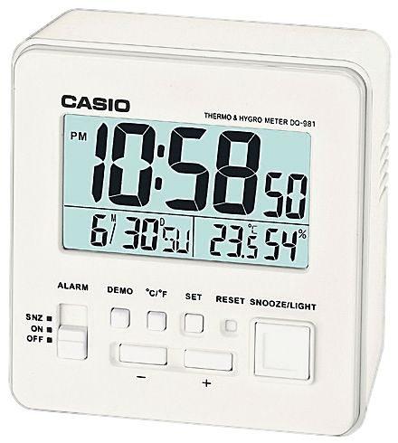 Casio Wecker, »DQ-981-7ER«