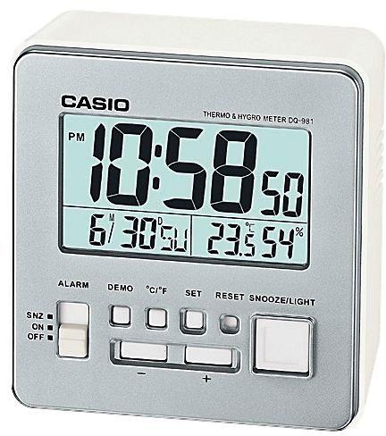 Casio Wecker, »DQ-981-8ER«
