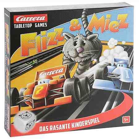 Carrera® Kinderspiel, »Flizz und Miez«