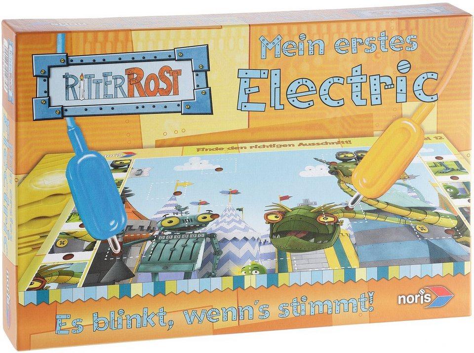 Noris Lernspiel, »Mein erstes Electric Ritter Rost«