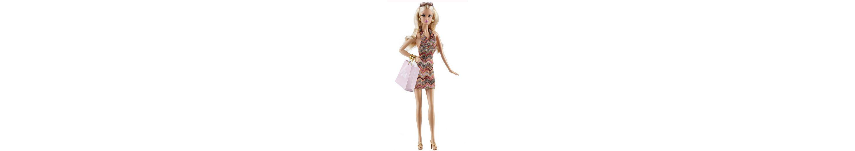 Mattel Puppe, »Barbie Collector Black Label® The Barbie Look™ City Shopper™«