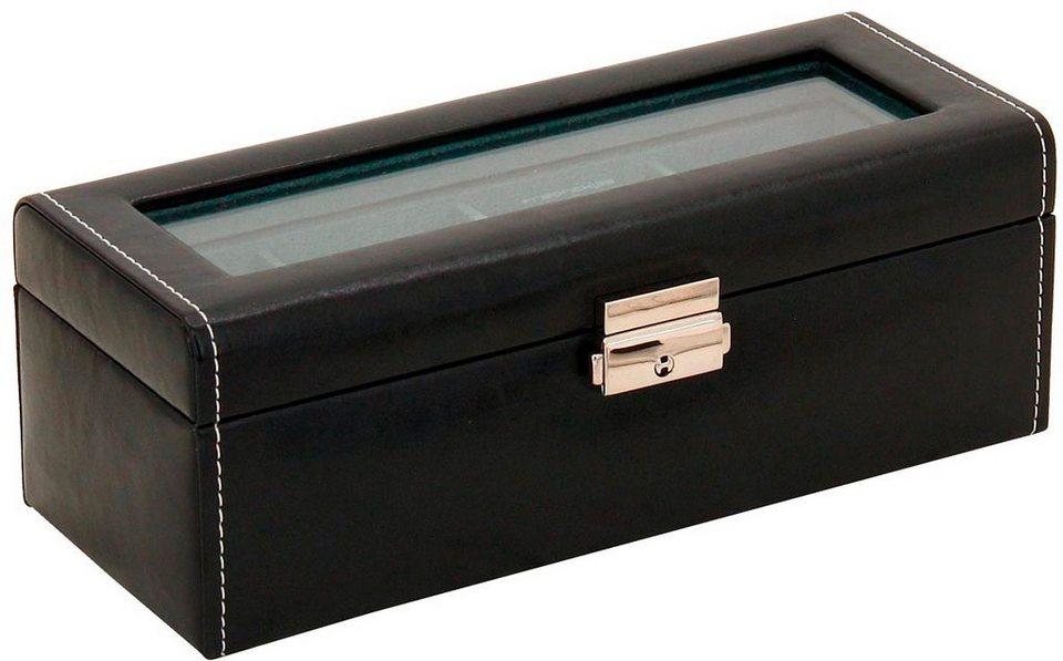 FRIEDRICH23 Uhrenkasten, »Bond« in schwarz