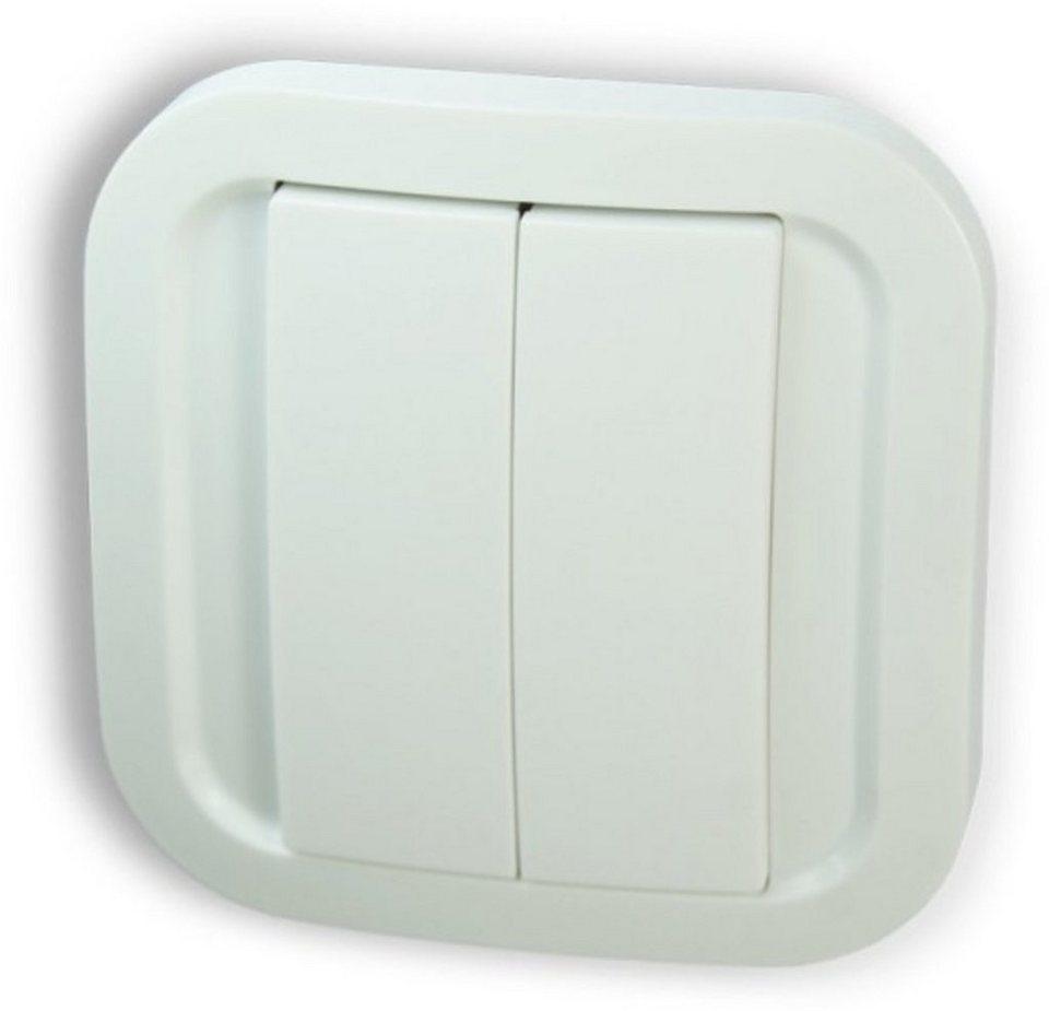 z wave smart home zubeh r wandschalter kaufen otto. Black Bedroom Furniture Sets. Home Design Ideas