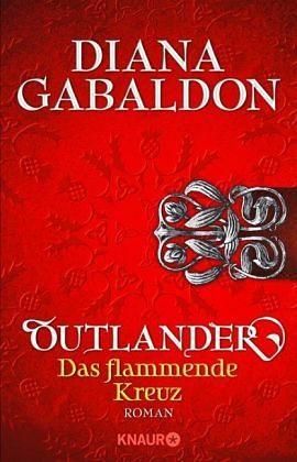 Broschiertes Buch »Outlander - Das flammende Kreuz / Highland...«