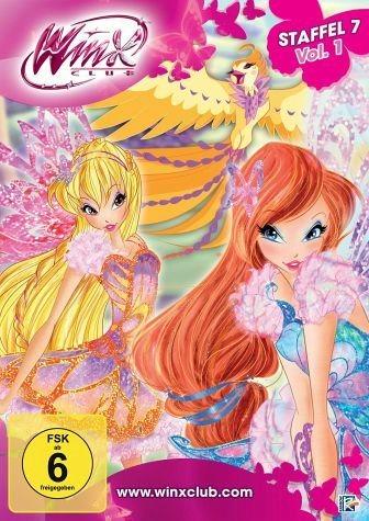 DVD »Winx Club - Staffel 7, Vol. 1«