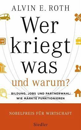Gebundenes Buch »Wer kriegt was - und warum?«