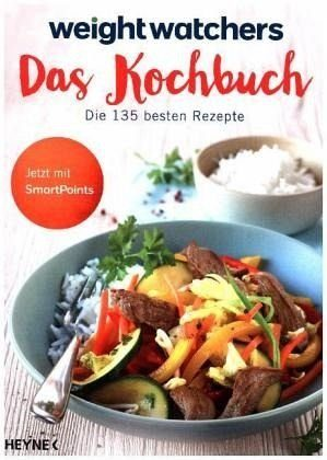 Broschiertes Buch »Weight Watchers - Das Kochbuch«