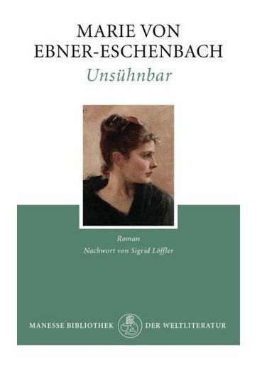 Buch mit Leinen-Einband »Unsühnbar«