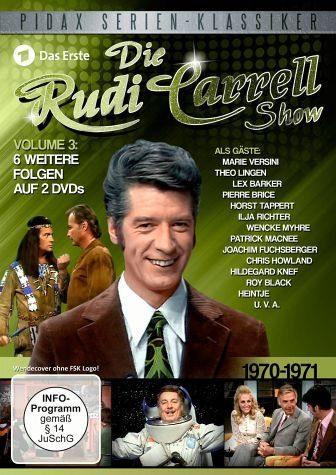 DVD »Die Rudi Carrell Show, Vol. 3 (2 Discs)«