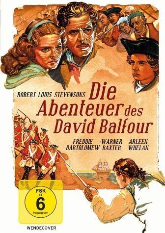 DVD »Die Abenteuer des David Balfour«