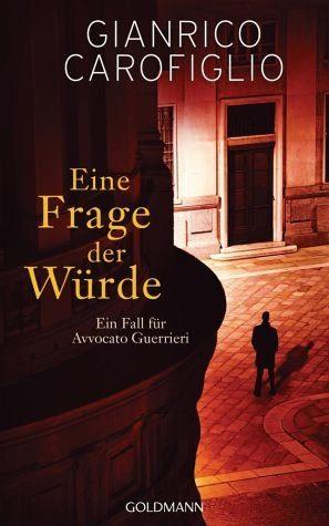 Gebundenes Buch »Eine Frage der Würde / Avvocato Guido...«