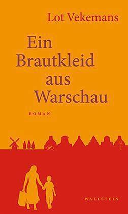 Gebundenes Buch »Ein Brautkleid aus Warschau«