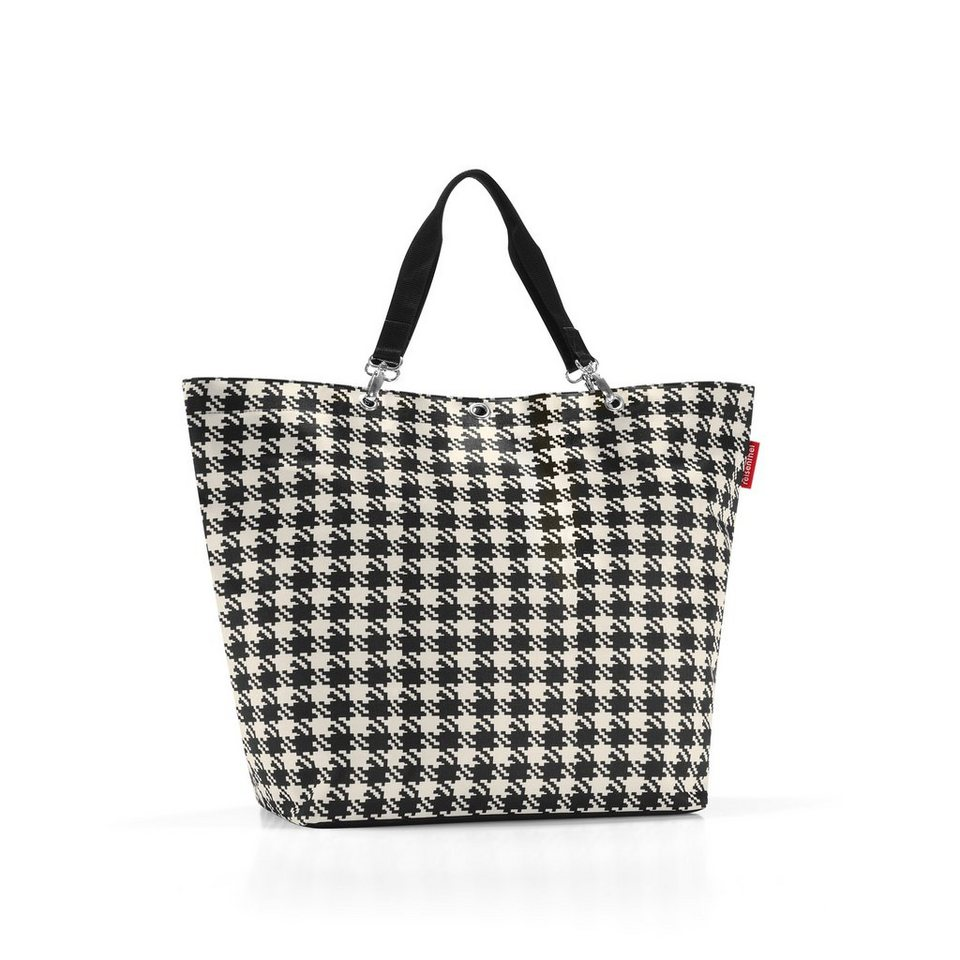 REISENTHEL® Schultertasche »Shopper XL fifties« in schwarz