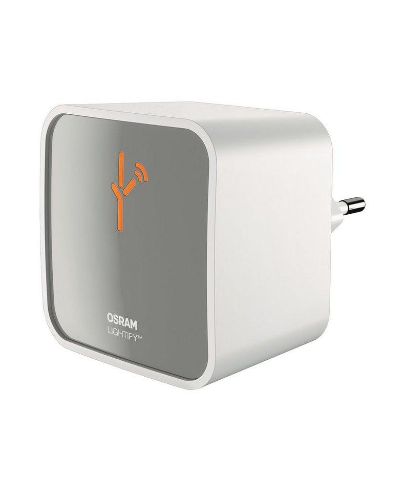 osram lightify smart home steuerung gateway controller online kaufen otto. Black Bedroom Furniture Sets. Home Design Ideas