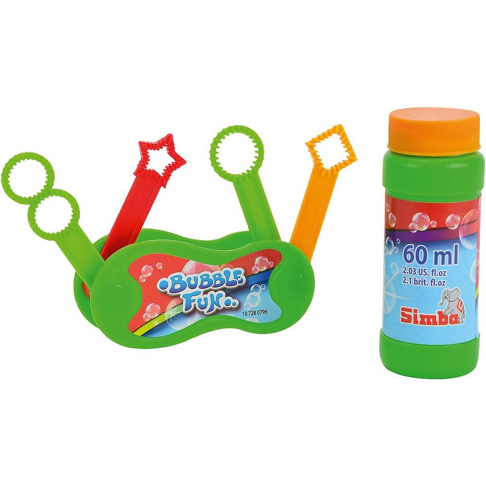 Simba Seifenblasen Werkzeug, sortiert