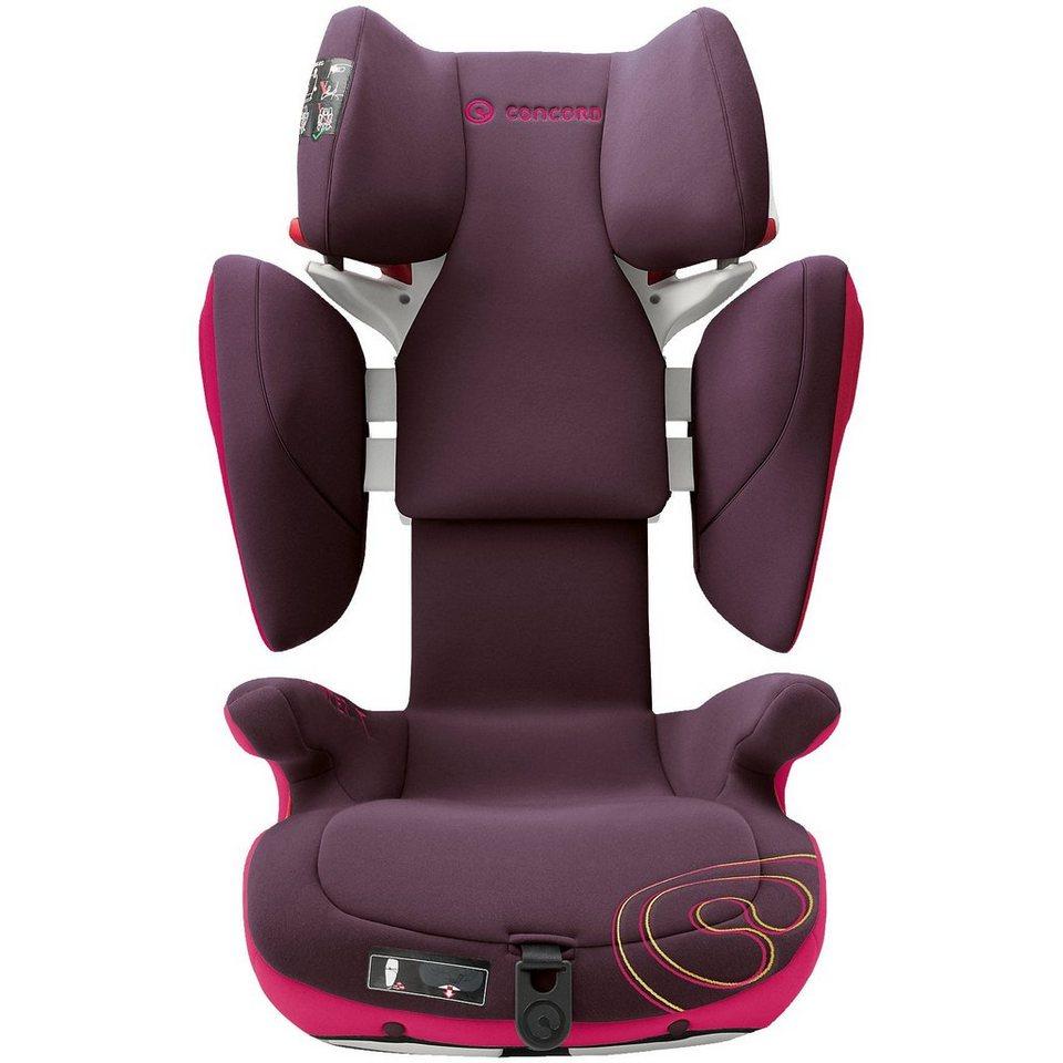 Concord Auto-Kindersitz Transformer T, Rose Pink, 2016 in pink
