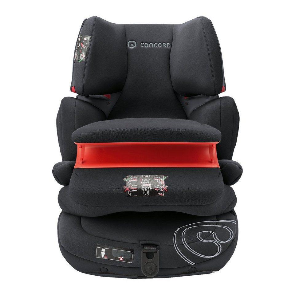 Concord Auto-Kindersitz Transformer Pro, Midnight Black, 2016 in schwarz